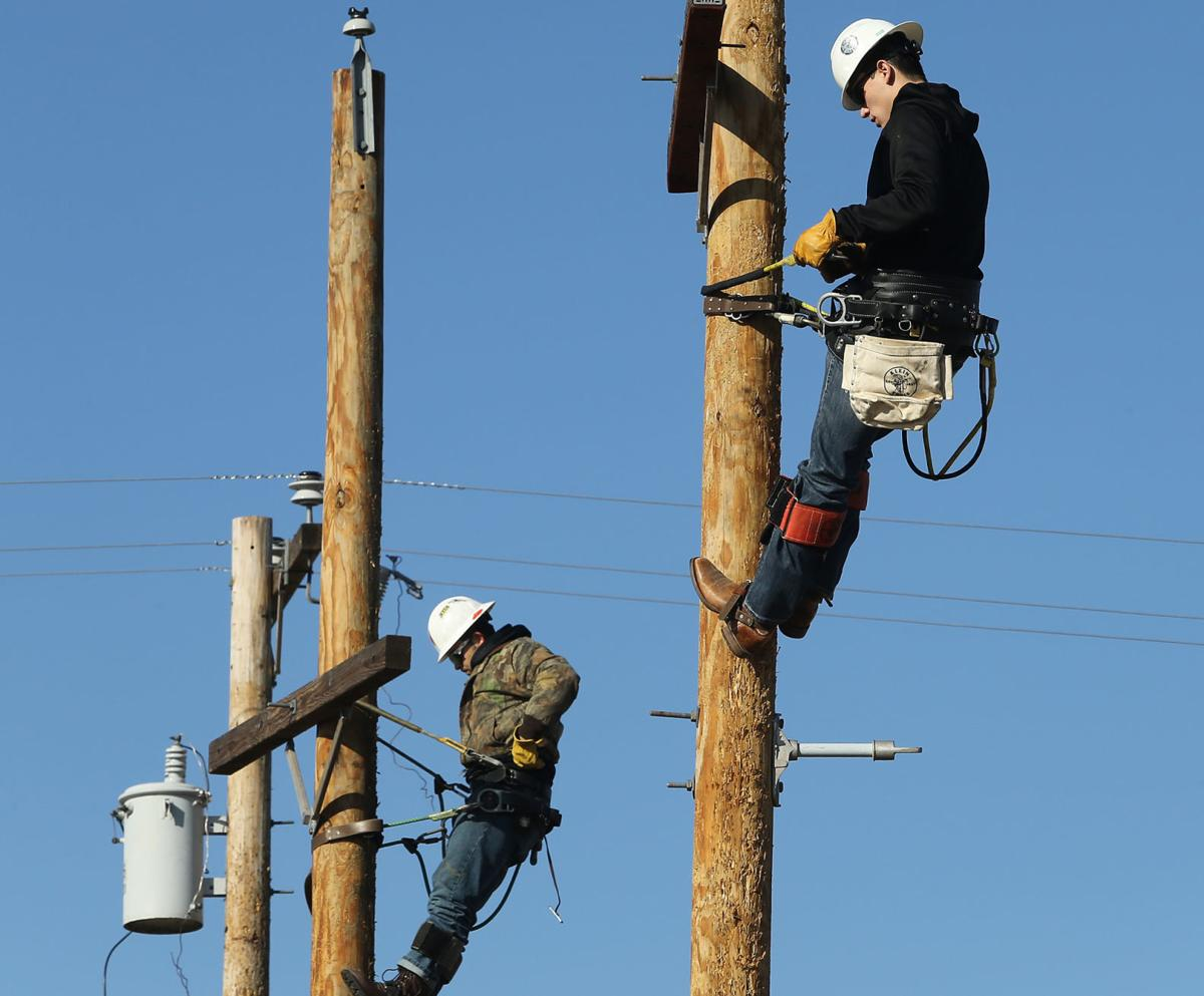Electrical Lineworker Technology program