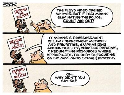 Saturday cartoon