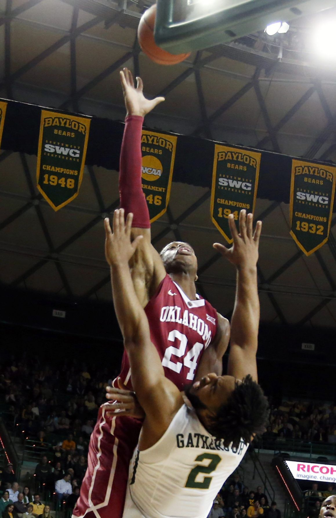 2015 Tribune-Herald All-Big 12 men's basketball team ...