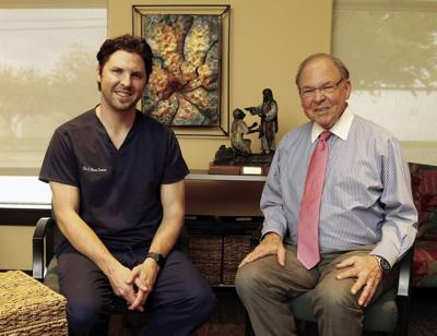 Brazos Eye Surgery Beau and Russell Swann