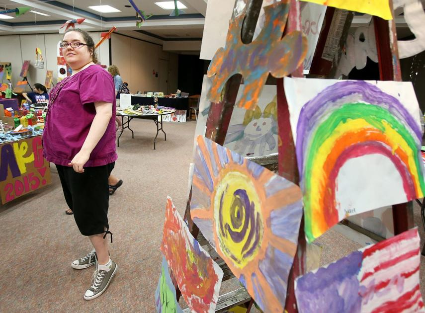 Art show reveals special skills at Arc of McLennan County ...