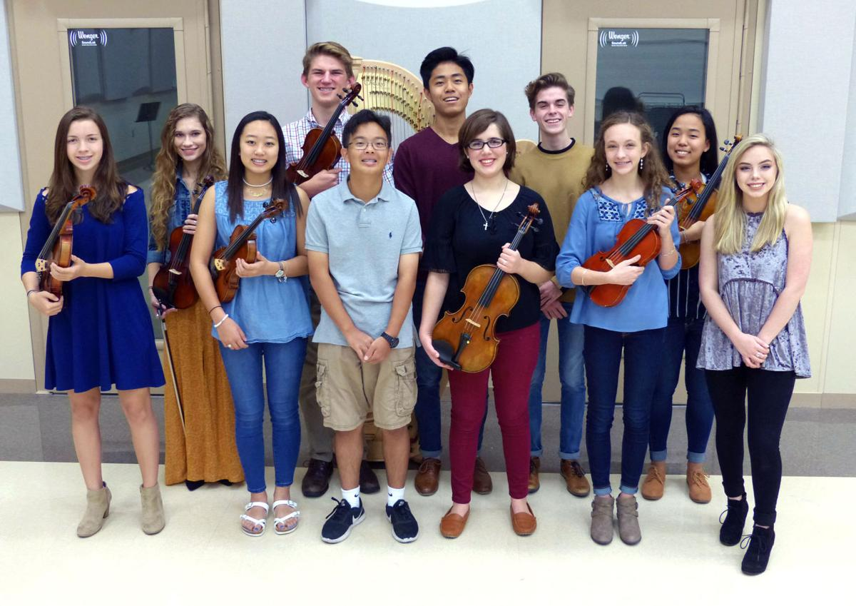 Midway All-Region Symphony Orchestra