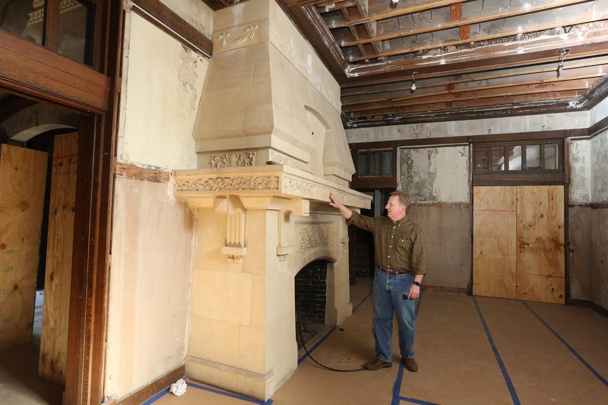 Work Begins To Bring Cottonland Castle Into 21st Century News