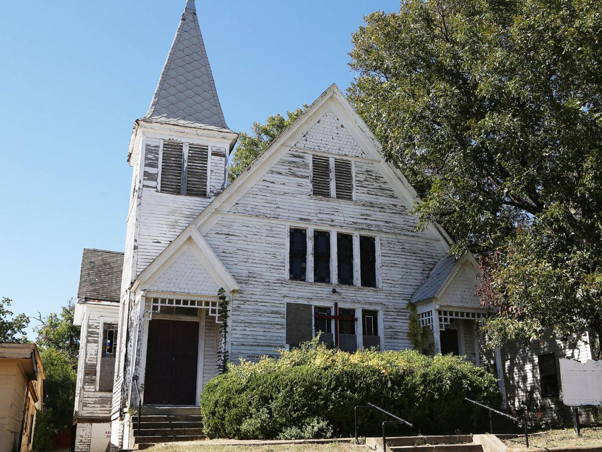 Preservationists hope Magnolia can rescue 123-year-old Waco church