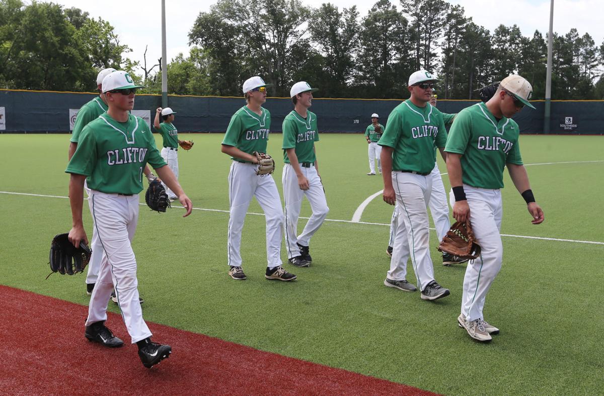 Clifton state baseball