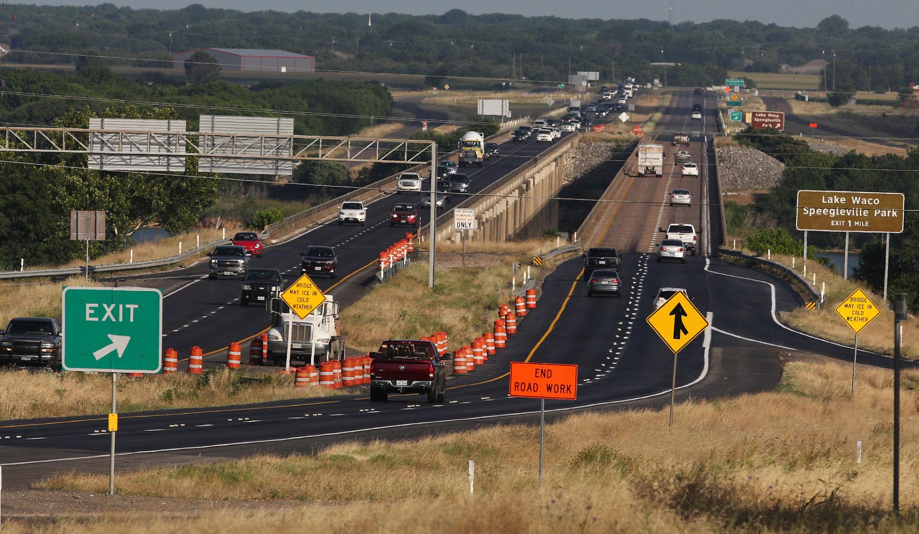 Twin Bridges Twin Bridges reopen but structures