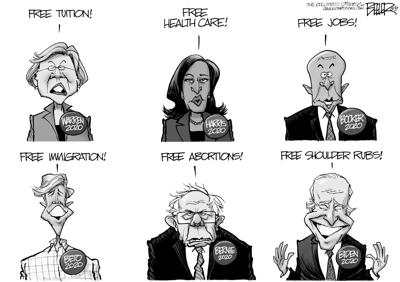 Friday bottom cartoon