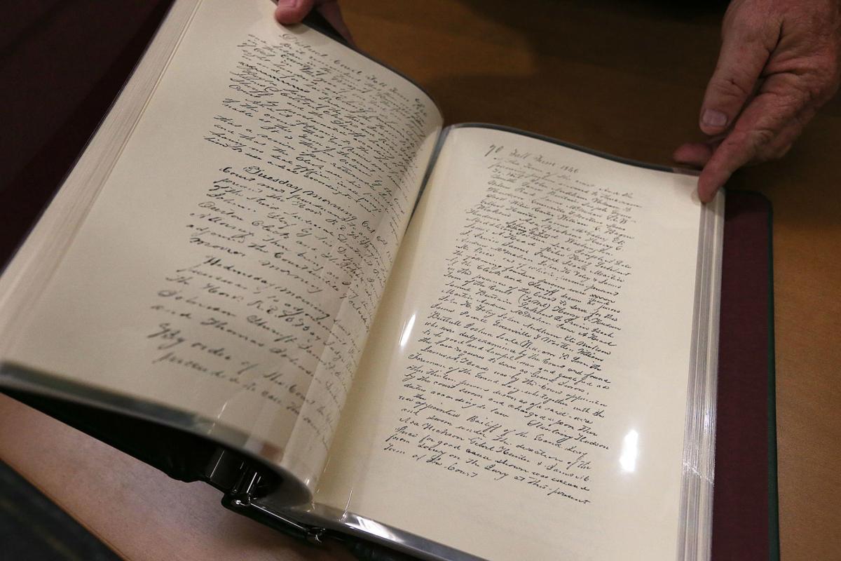 Baylor old documents