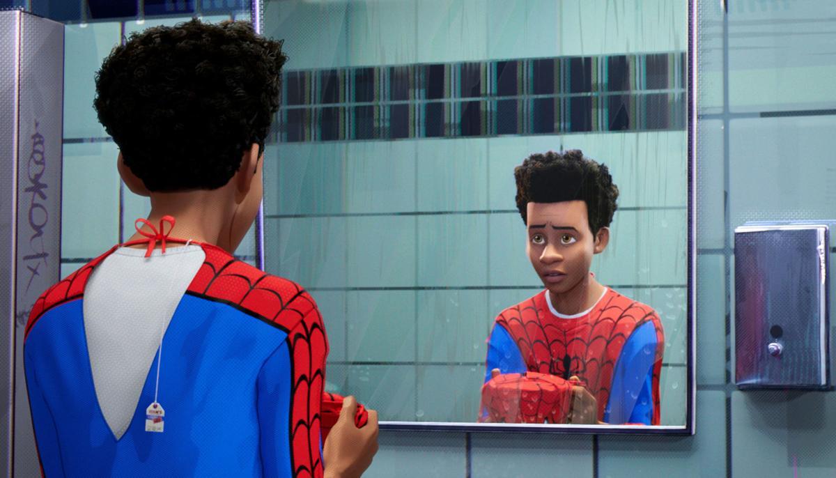 Spider-Verse Spidey
