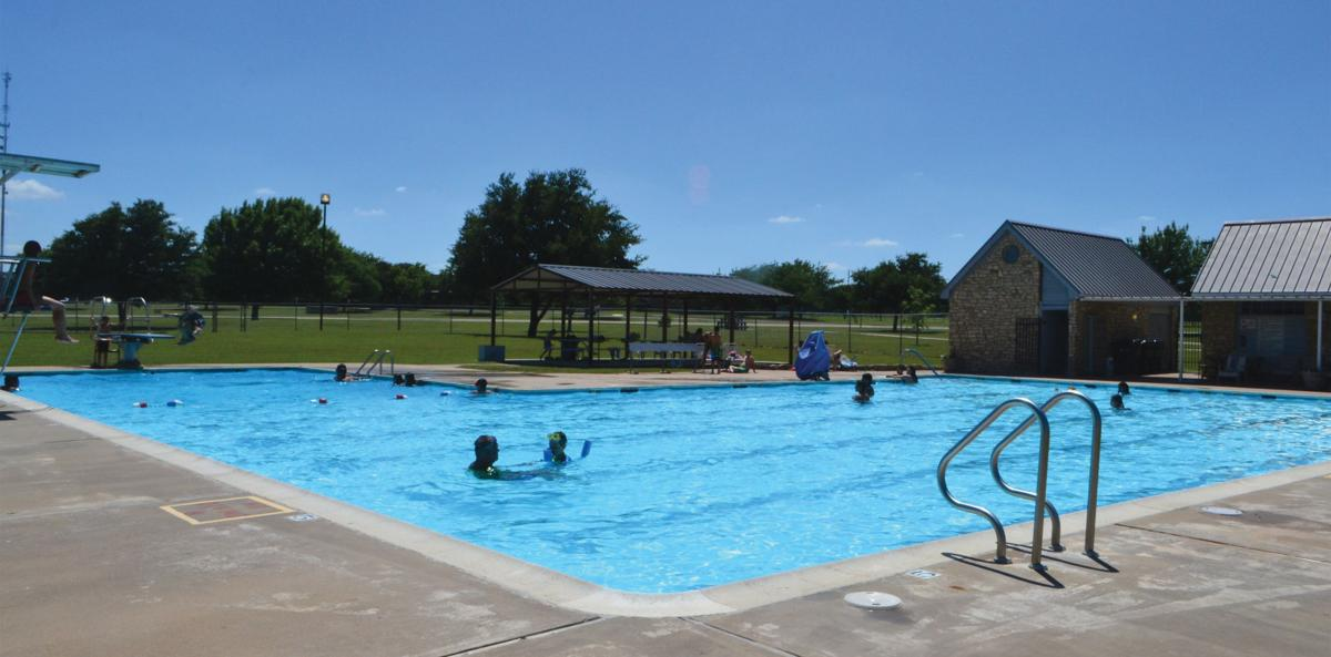 Beat that summer heat cool off around central texas waco today Clifton high school swimming pool