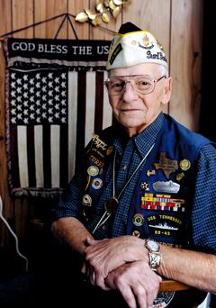 Waco native Frank Curre, a Pearl Harbor survivor, dies on 70th anniversary of attack