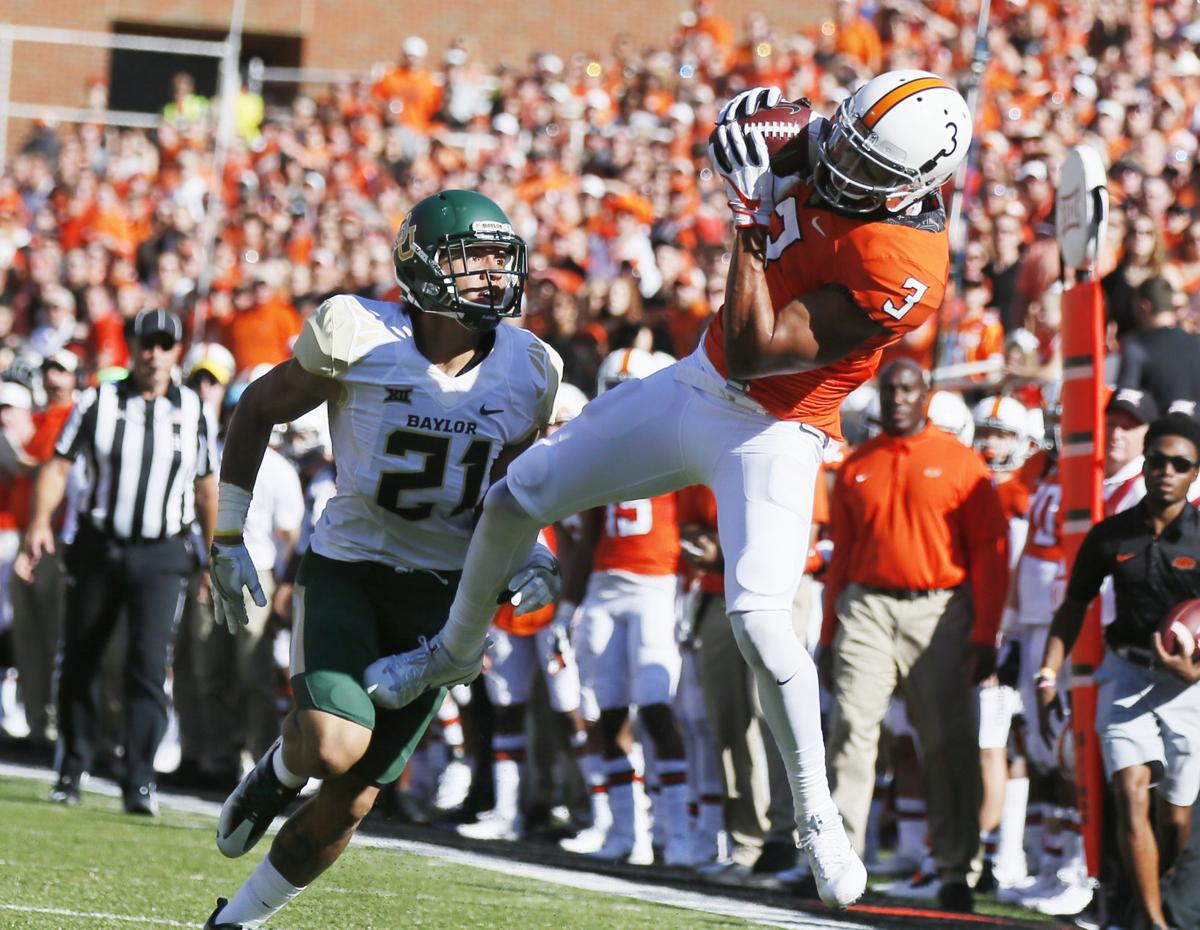 Baylor Oklahoma St Football