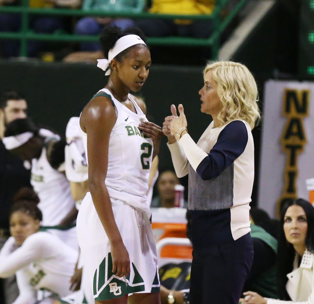 Baylor womens basketball