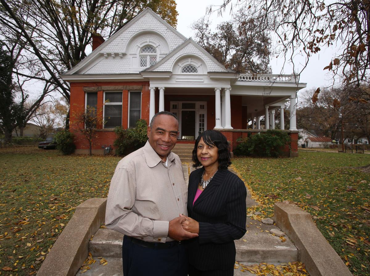 Duane and Marilyn Banks home