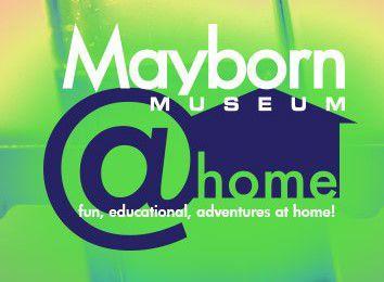 Mayborn At Home logo