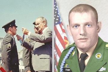 Medal of Honor: Kenneth Stumpf
