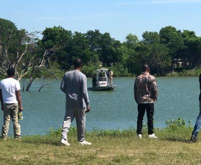 Lake Waco search