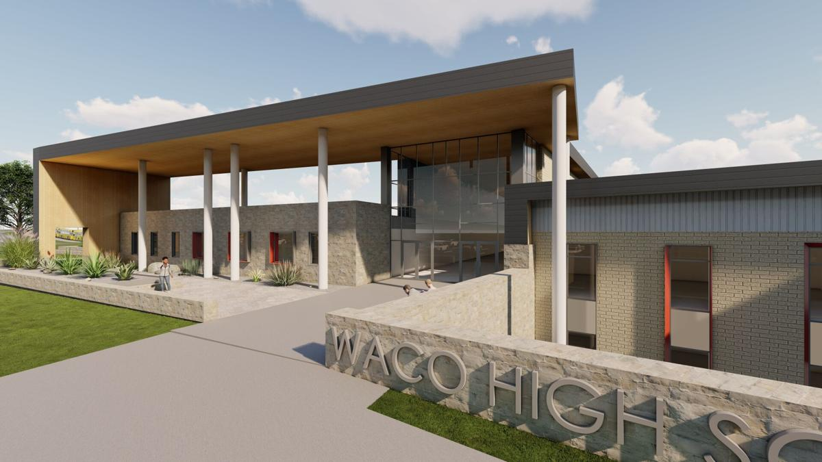 New Waco High front
