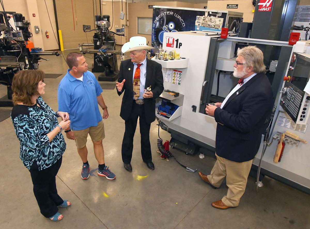 New Law Aims To Broaden Technical Education Internships For High