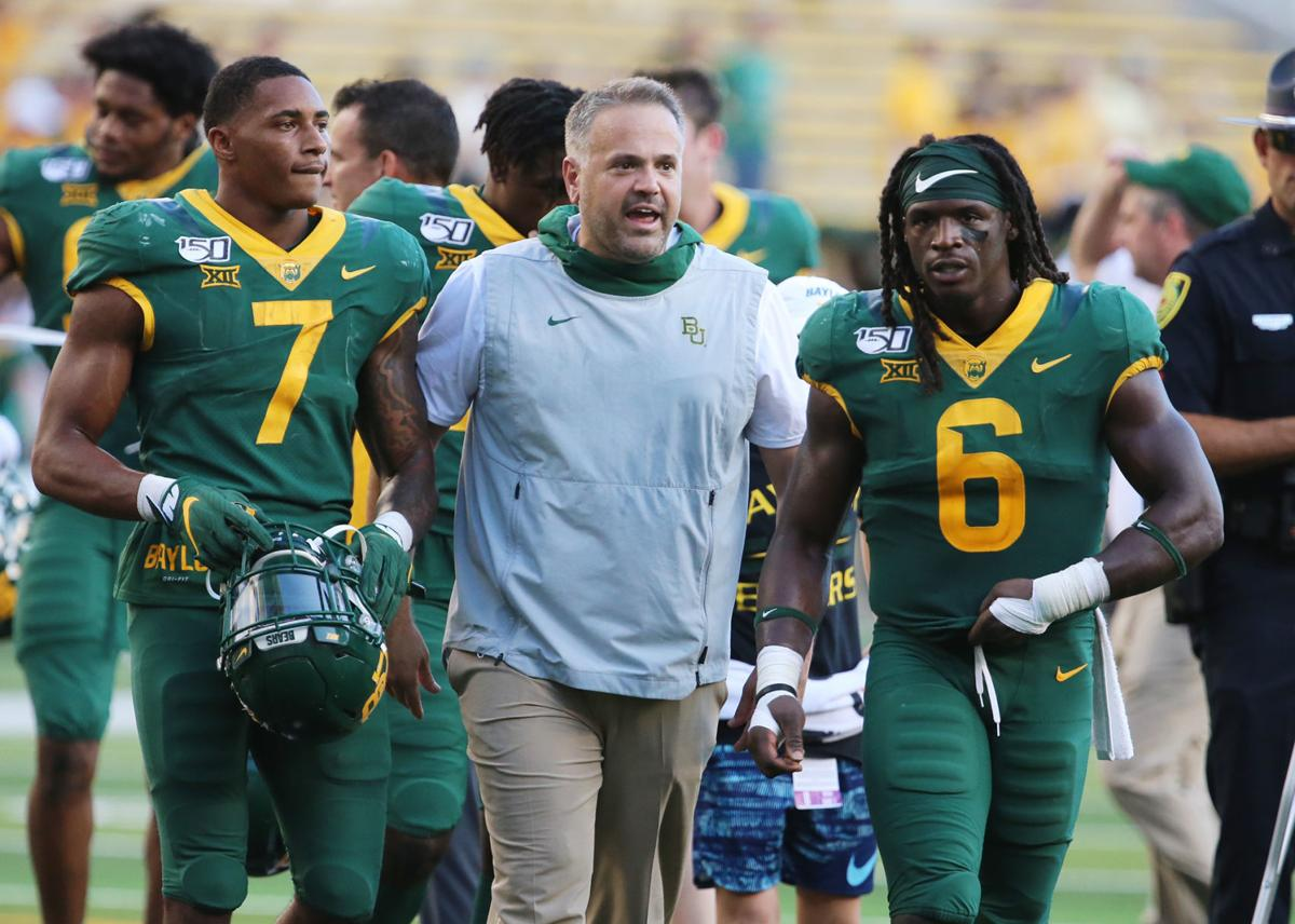 Rhule Agrees To Baylor Contract Extension To 2028 Baylor Wacotrib Com