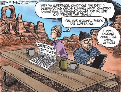 Saturday cartoon 2