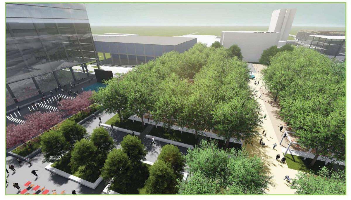 Heritage Square proposal