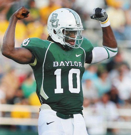 Cherry: Year later, RG3 still 'Big Man on Campus' | Baylor ...