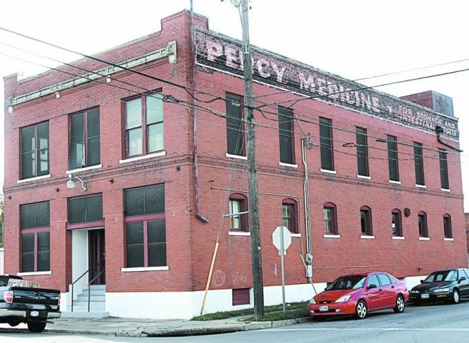 Relics from old Percy Medicine building in downtown Waco to be auctioned (copy)