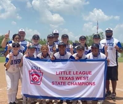 West Texas Little league (copy)