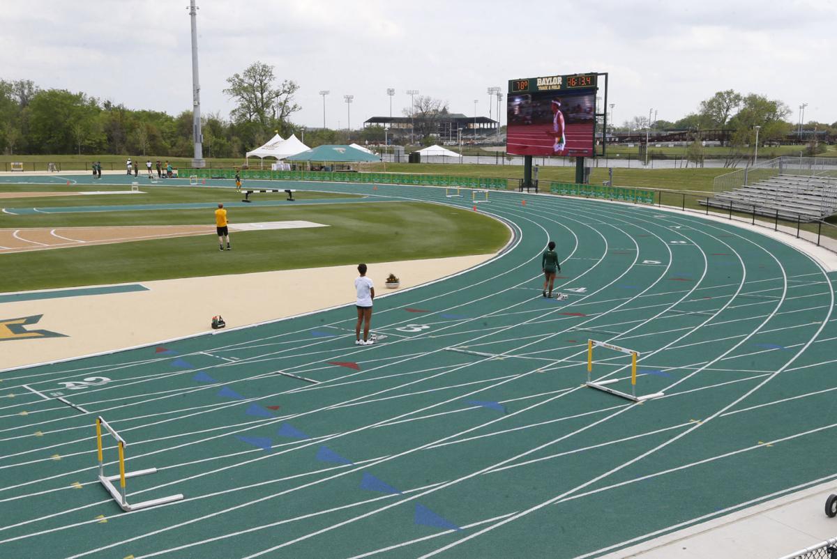 Baylor track
