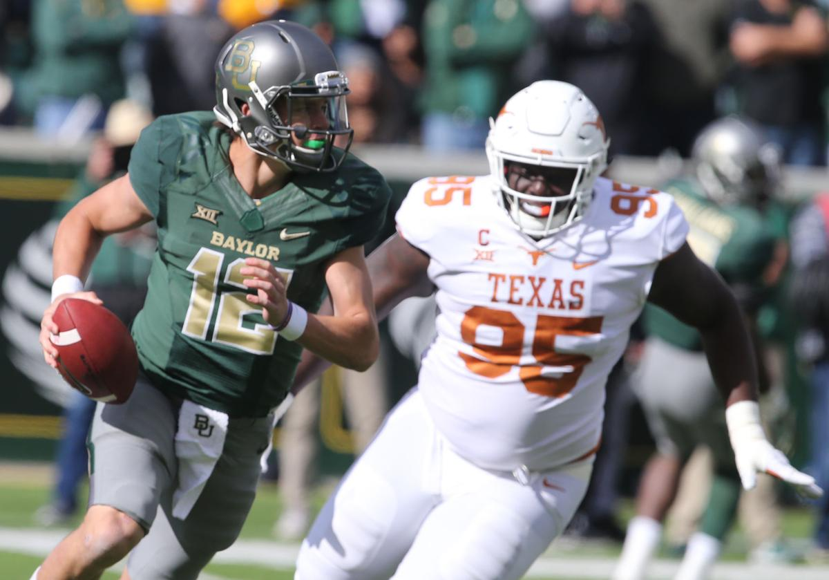 Texas Baylor Football