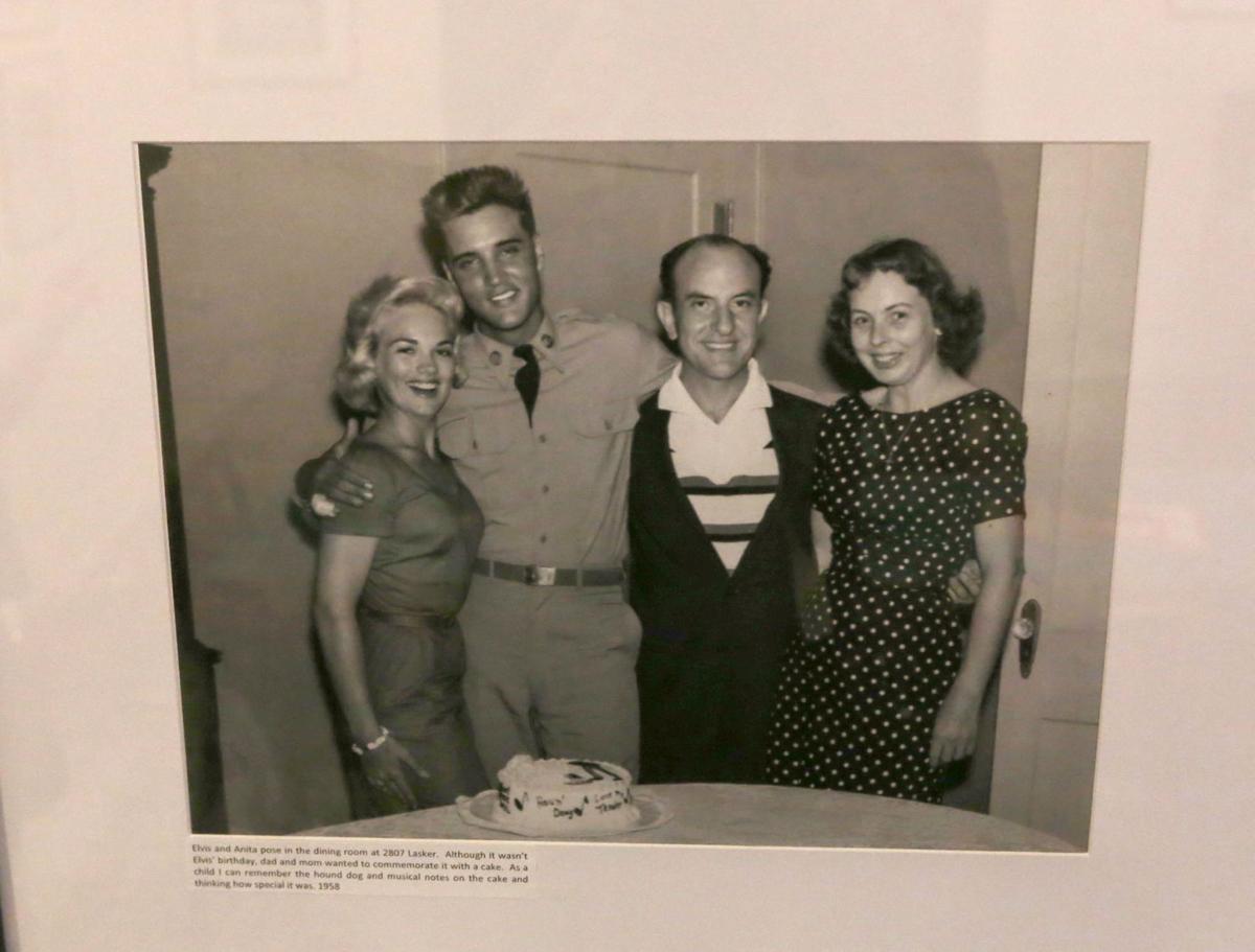 Elvis house- family photo