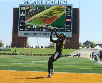 Baylor Notebook Mims Shows Off The Complete Package Against