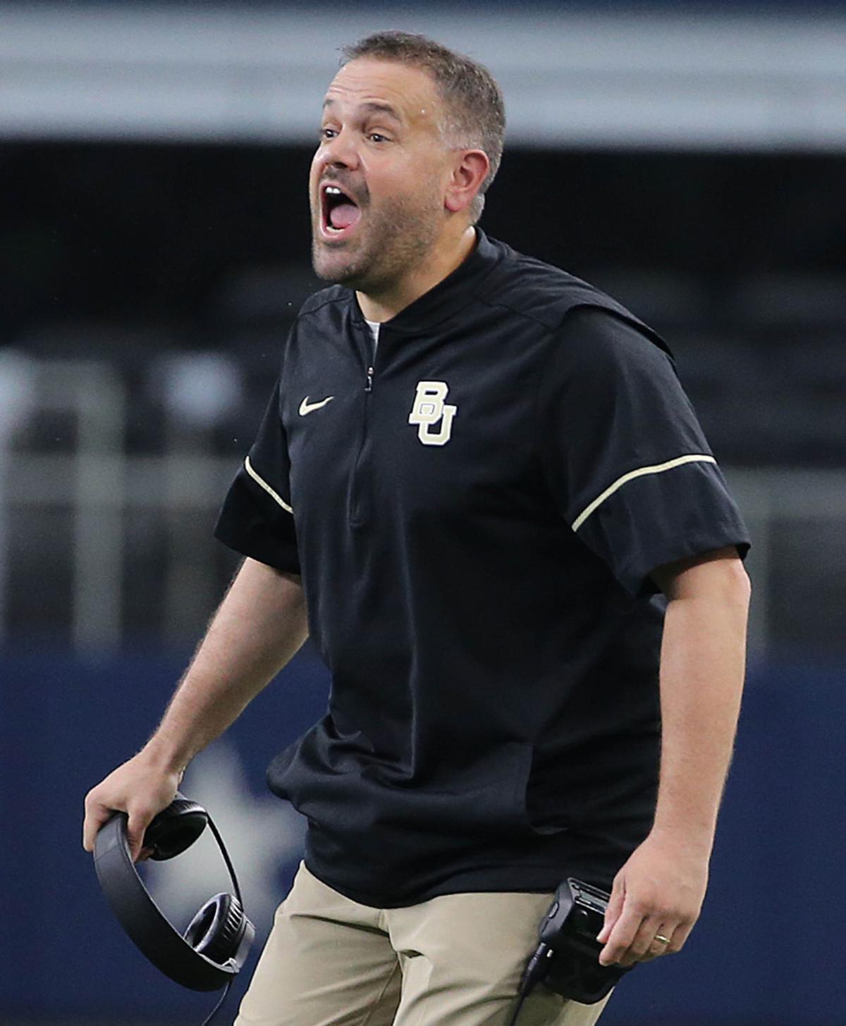 Baylor Texas Tech Football