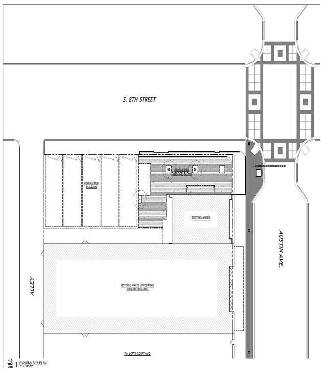 Hippodrome expansion