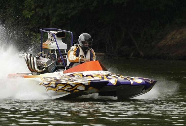 Drag boat races: May 6, 2012
