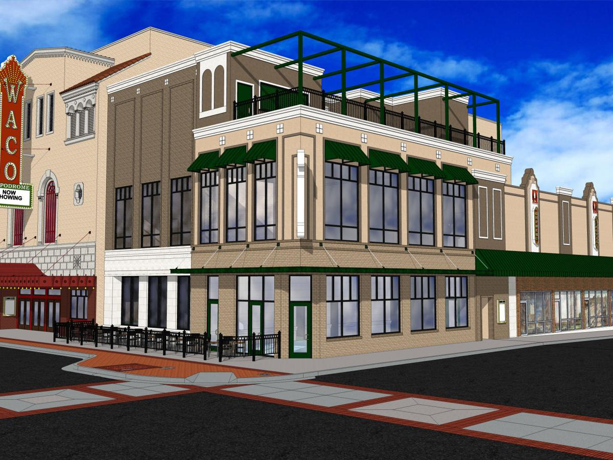 Hippodrome expansion, Stratton building get TIF funding approval