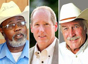 Candidates For Mclennan County Sheriff Prepare For Early