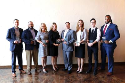 Under 40 honorees