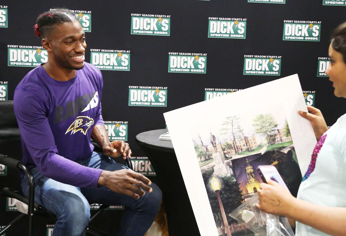 RG3 eager for another shot in the NFL  e74ac6d28