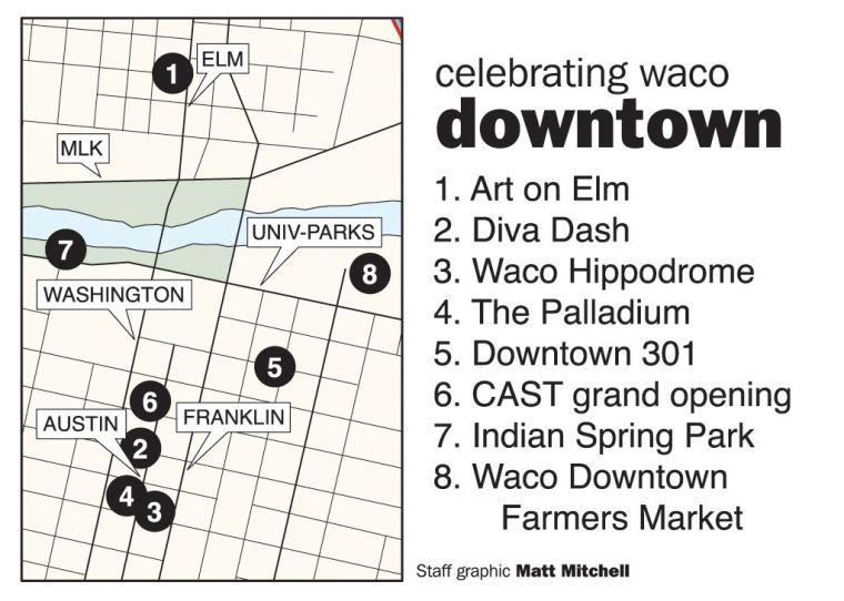 MCC Waco Map - Pics about space