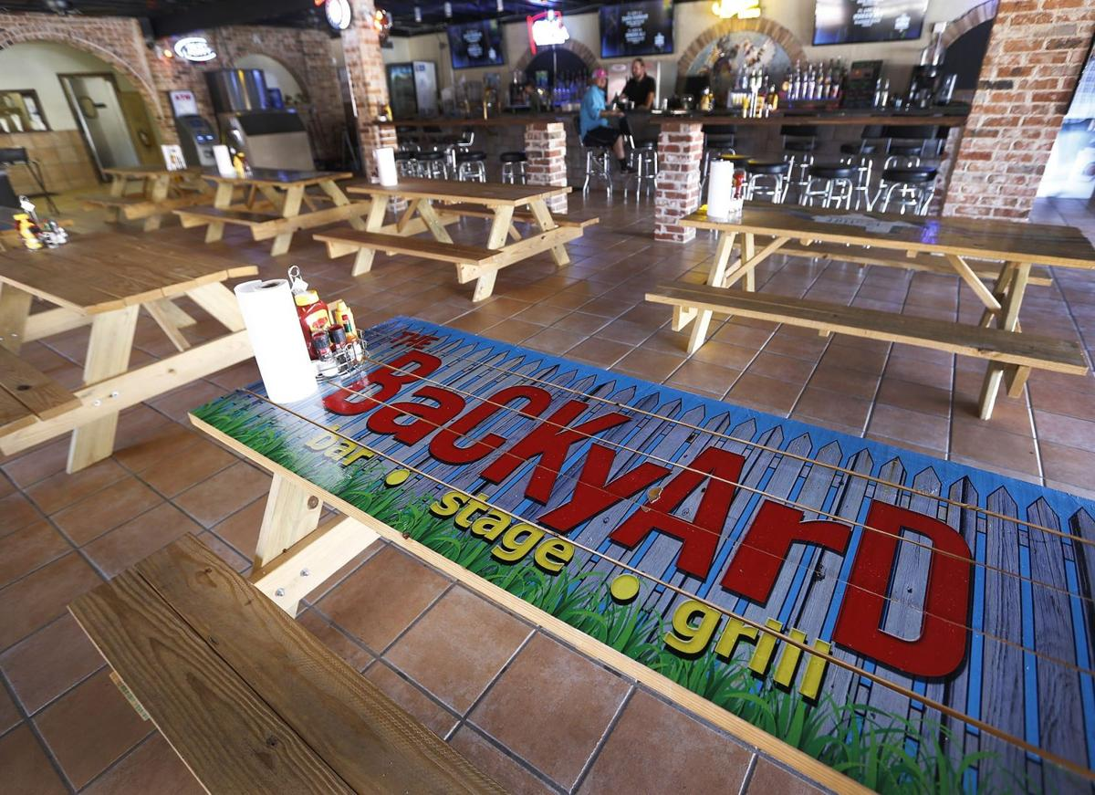 new backyard eatery entertainment venue signals continued