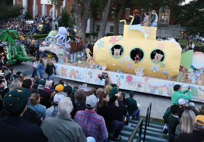 Baylor Homecoming parade (copy)