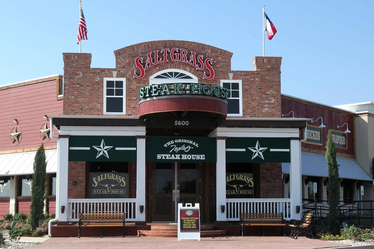 Thoroughly Enjoyable Visit To Waco 39 S New Saltgrass Steakhouse Twisted Root Also Open Mike 39 S