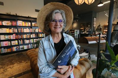 Goat Women author Jo Anne Beaty
