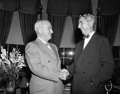 Truman Clark 1949