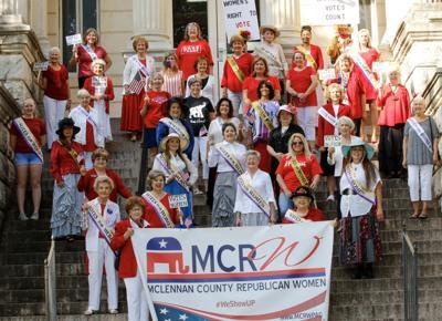 Republican women suffrage