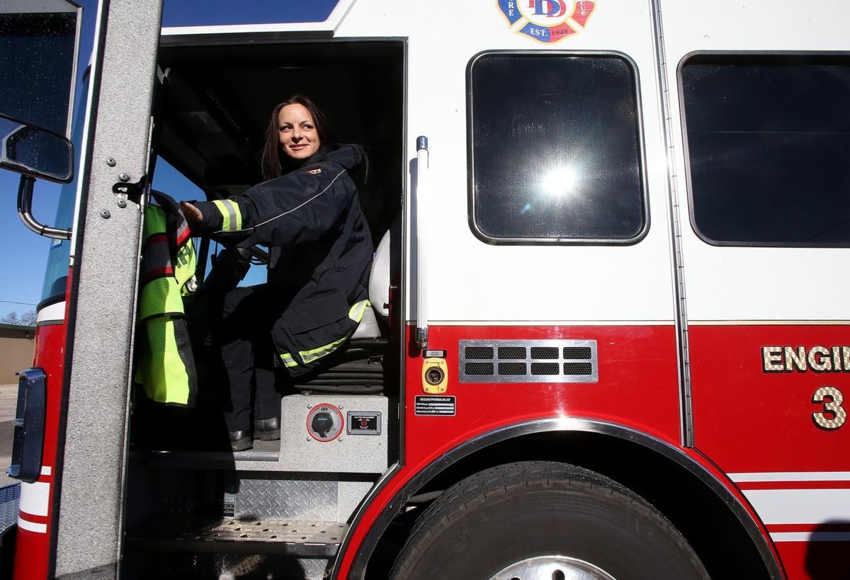 Firefighter JL1