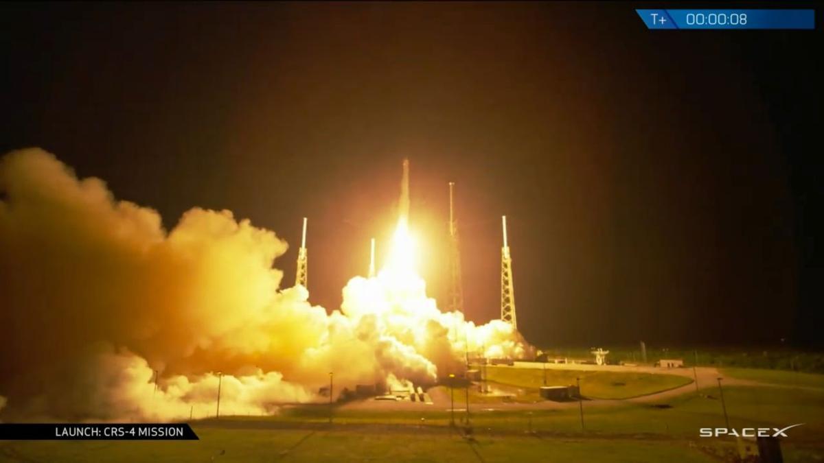 SpaceX screen grab