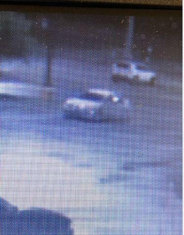 Waco ISD suspect vehicle